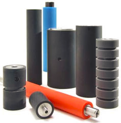 rubber roller cost